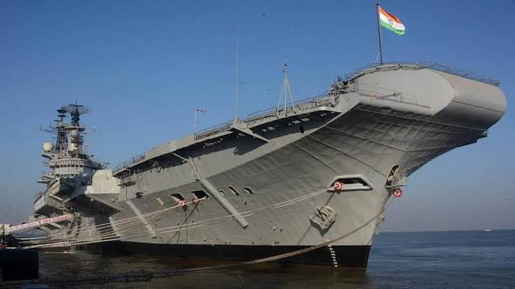 INS Viraat's final journey, served Indian navy for 29 years.