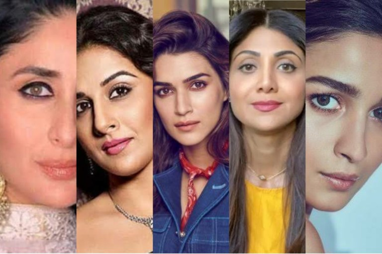 5 Times Bollywood Divas experimented desi fusion in their looks