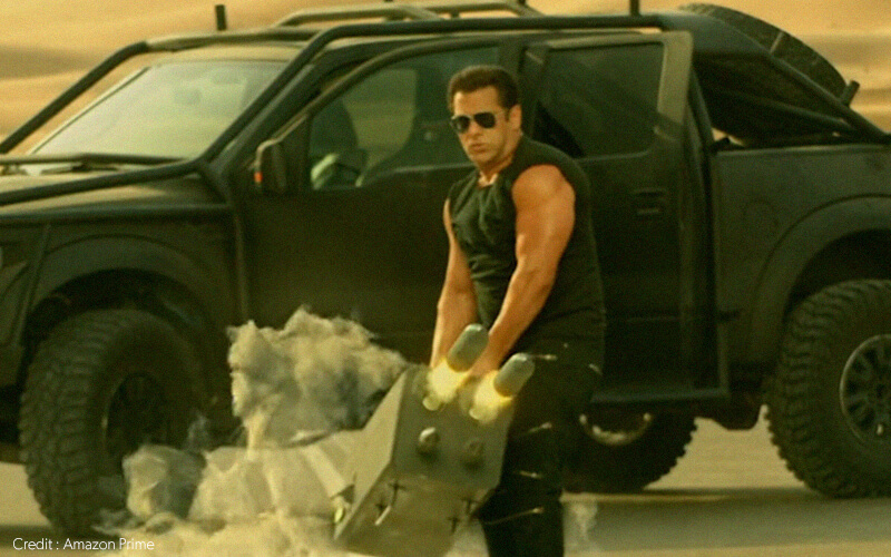 7 Most Ridiculous Action Scenes In Salman Khan's Films