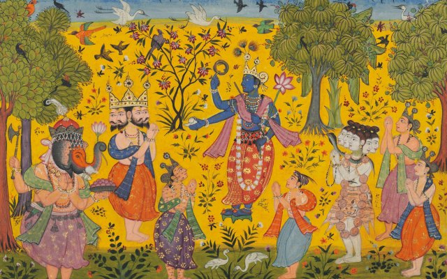 10 Indian Folk Art Forms That Have Survived Generations