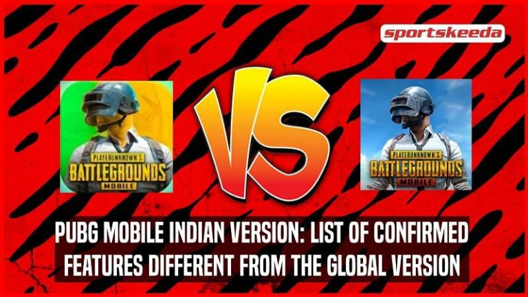 PUBG Mobile Indian version: List of confirmed features different from the global version
