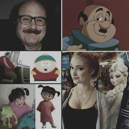 These Beloved Cartoon Characters That Are Based On Real-Life People