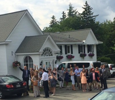 The Inn at Mount Snow Wedding