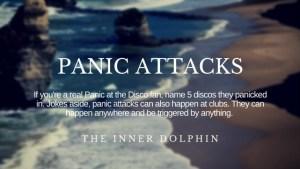 Panic attacks photo