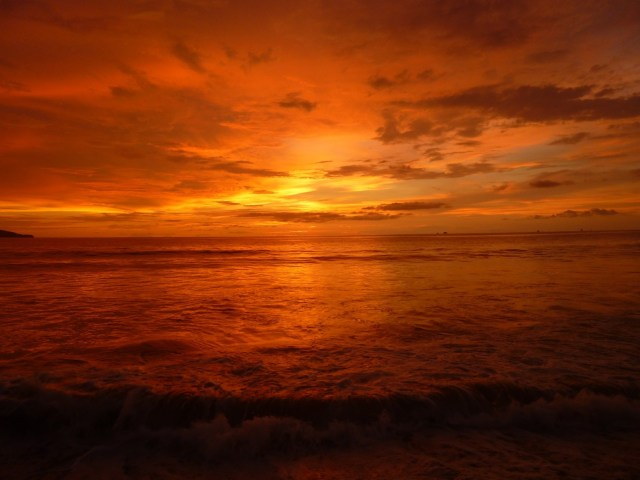 cindy del valle - sunset photo