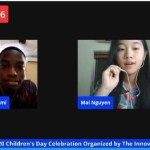 Covid response Virtual Children's Day Celebration.