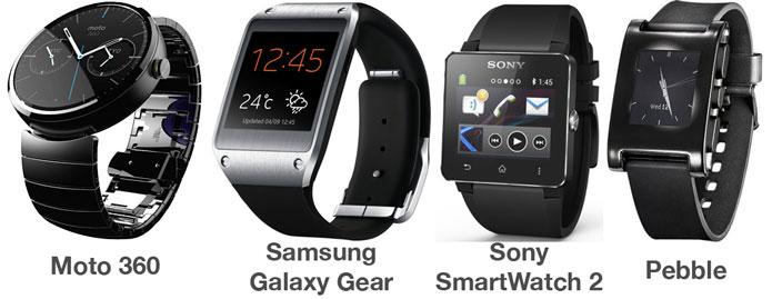 moto-360-versus-pebble-galaxy-gear-and-sony-smartwatch