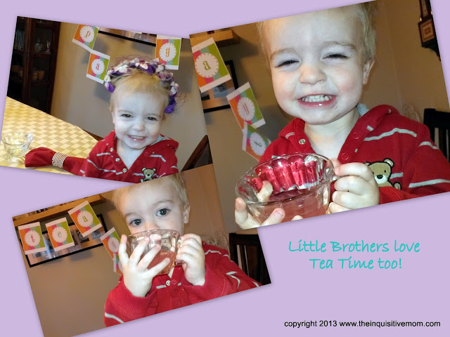 Tea Party for Kids The Inquisitive Mom