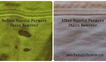 BunchaFarmers All Natural Stain Remover Review