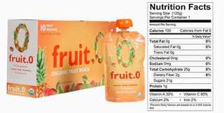 Fruit.O Pouches on the Go Review