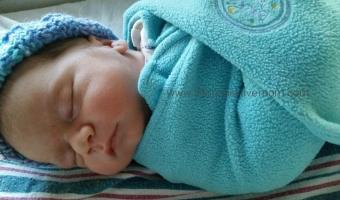 Sebastian's Baby Diary: Week 1