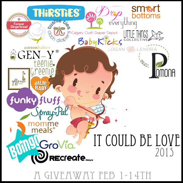 Project Pomona It Could Be Love Giveaway