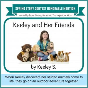 Spring Story Contest Honorable Mention