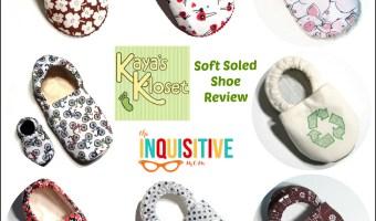 Kaya's Kloset Shoes Review