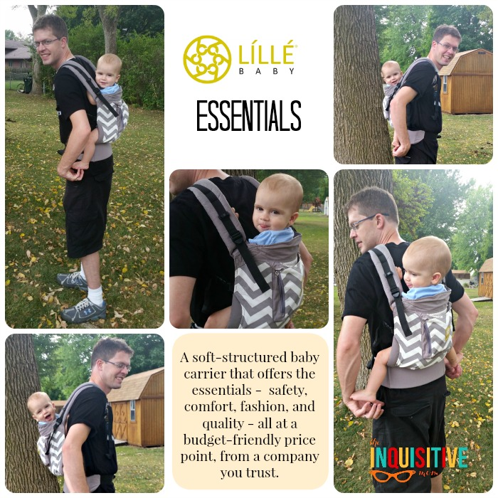 The New LÍLLÉbaby Essentials! Your Gateway to Babywearing 4
