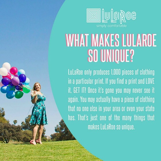 What Makes LuLaRoe So Unique?