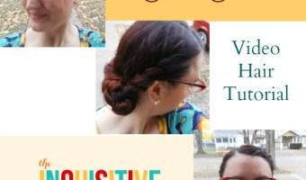 The Twist Video Hair Tutorial