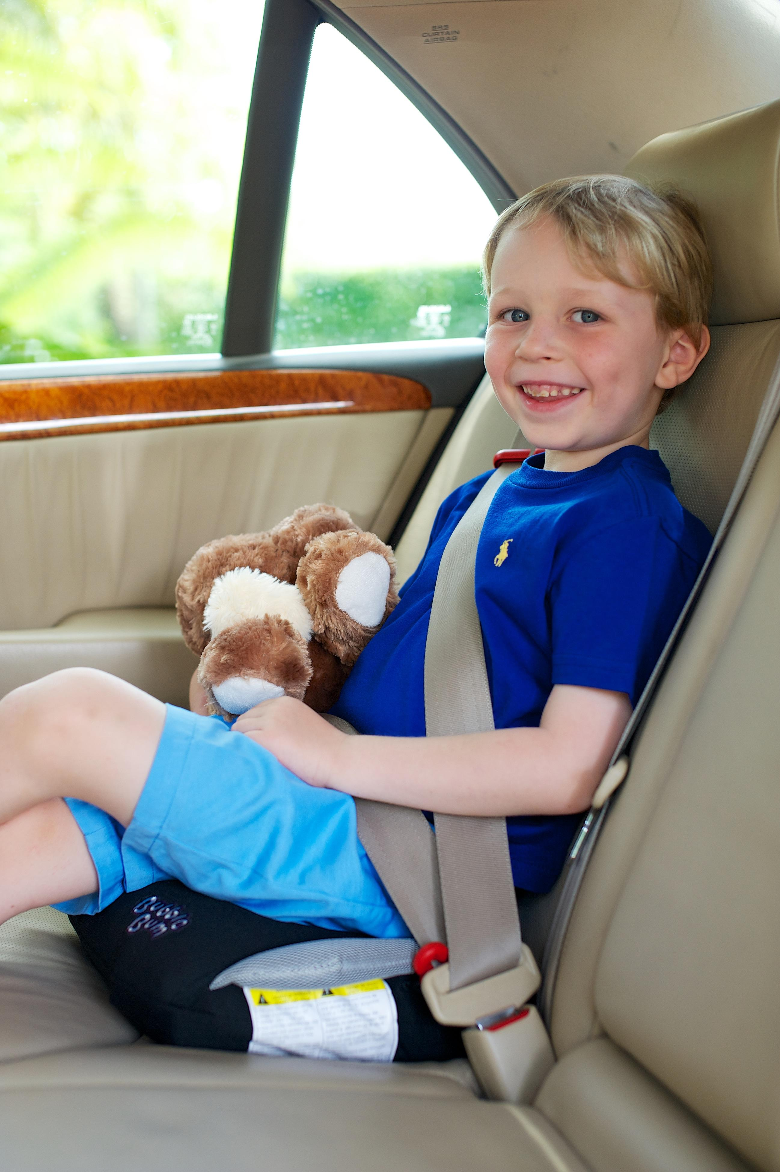 BubbleBum Booster Seat Review - The Inquisitive Mom