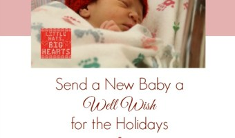 Send a Little Hats, Big Hearts Well Wish for the Holidays