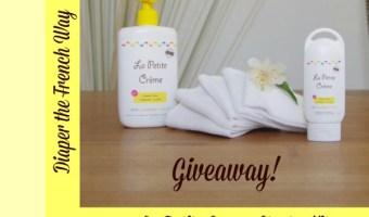 La Petite Cream Giveaway (Cloth Starter Kit)