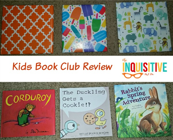 Kids Book Club Review