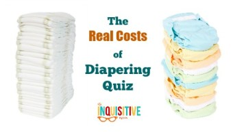 The Real Costs of Diapers Quiz