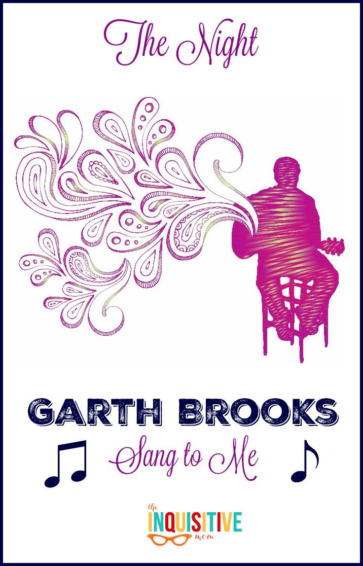 The Night Garth Brooks Sang to Me