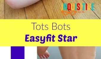 Tots Bots Easyfit Star Cloth Diaper Review