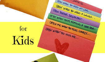 Send Your Love with DIY Care Packages for Kids