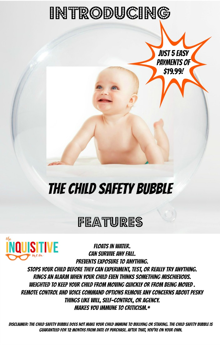 The Child Safety Bubble Features