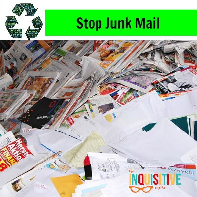 7 Ways to Switch to Sustainable Stop Junk Mail