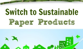 Switch to Sustainable Paper Products with Caboo