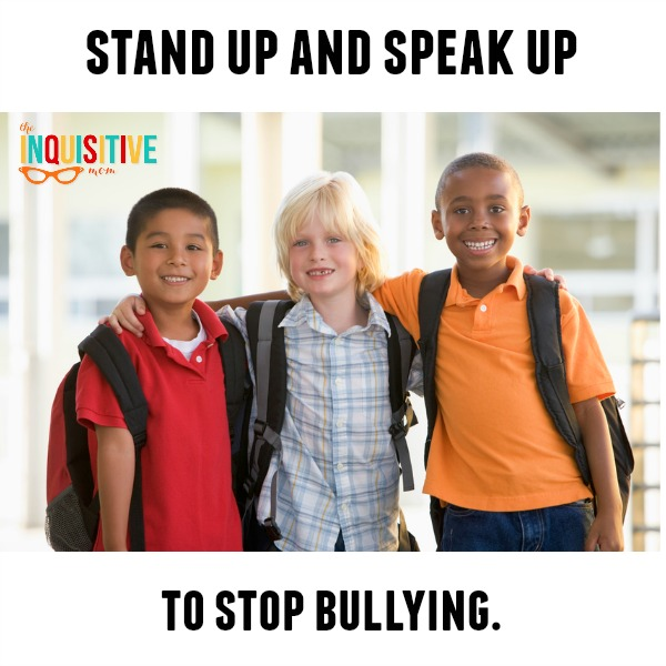 stand-up-and-speak-up-to-bullying. Teach Kids to Stand Up to Bullying.