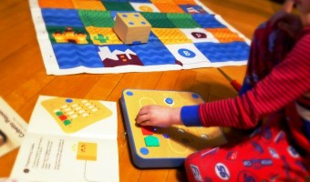 Cubetto STEM Toy Review. Learn Coding with your kids.