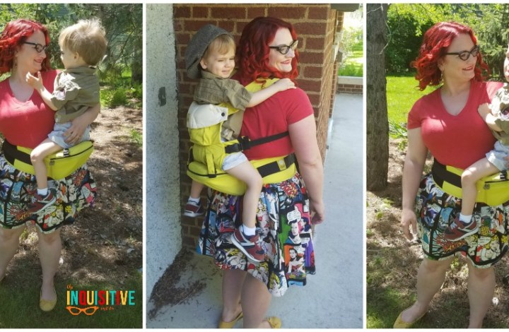 Lillebaby SeatMe Review Baby Carrier