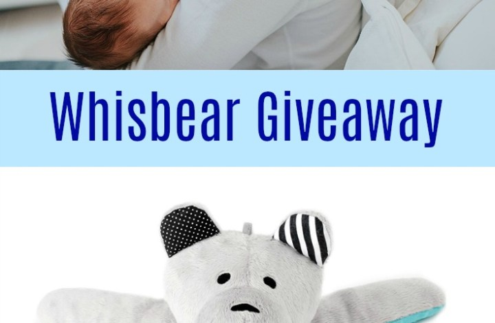 Whisbear Giveaway!