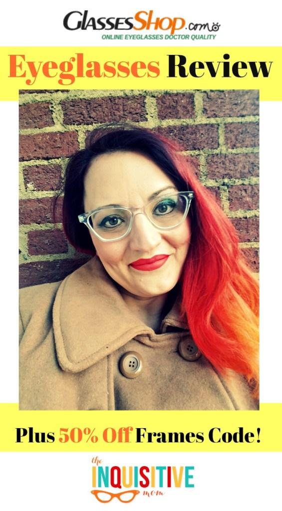 GlassesShop.Com Prescription Glasses Review and Coupon Code