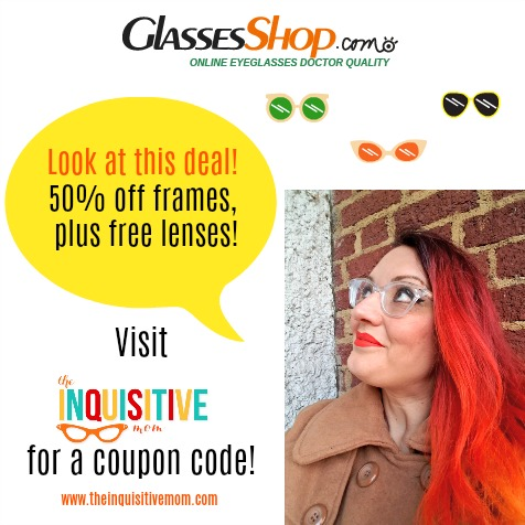 GlassesShop.Com Prescription Glasses Review and Coupon Code