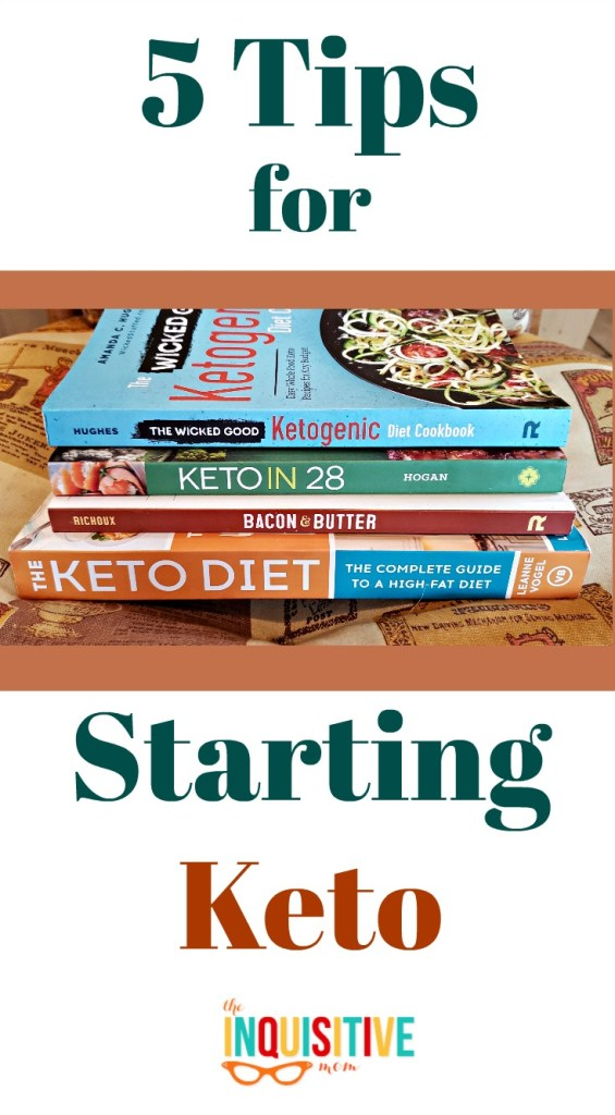 5 Tips for Starting Keto