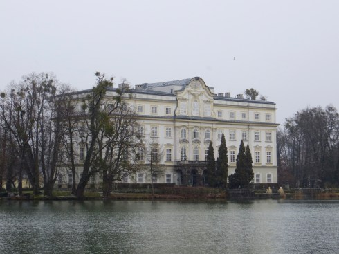 Film location of Sound of Music Vontrapp home