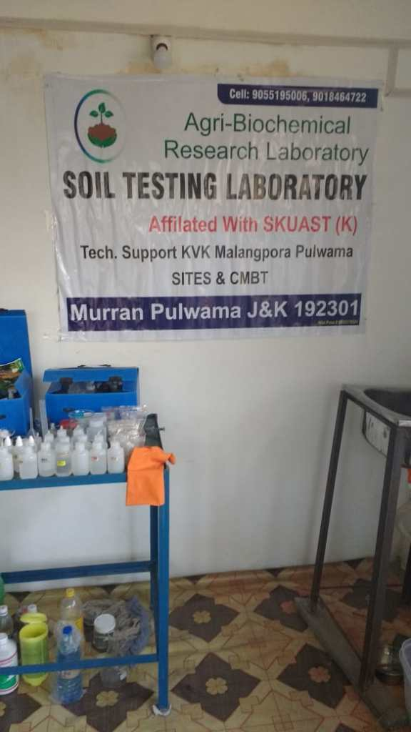 Pulwama: Brothers launch Bio-Lab in 2014, say, they have