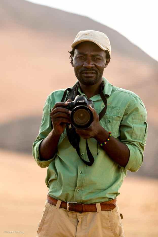 Wagga the photographer