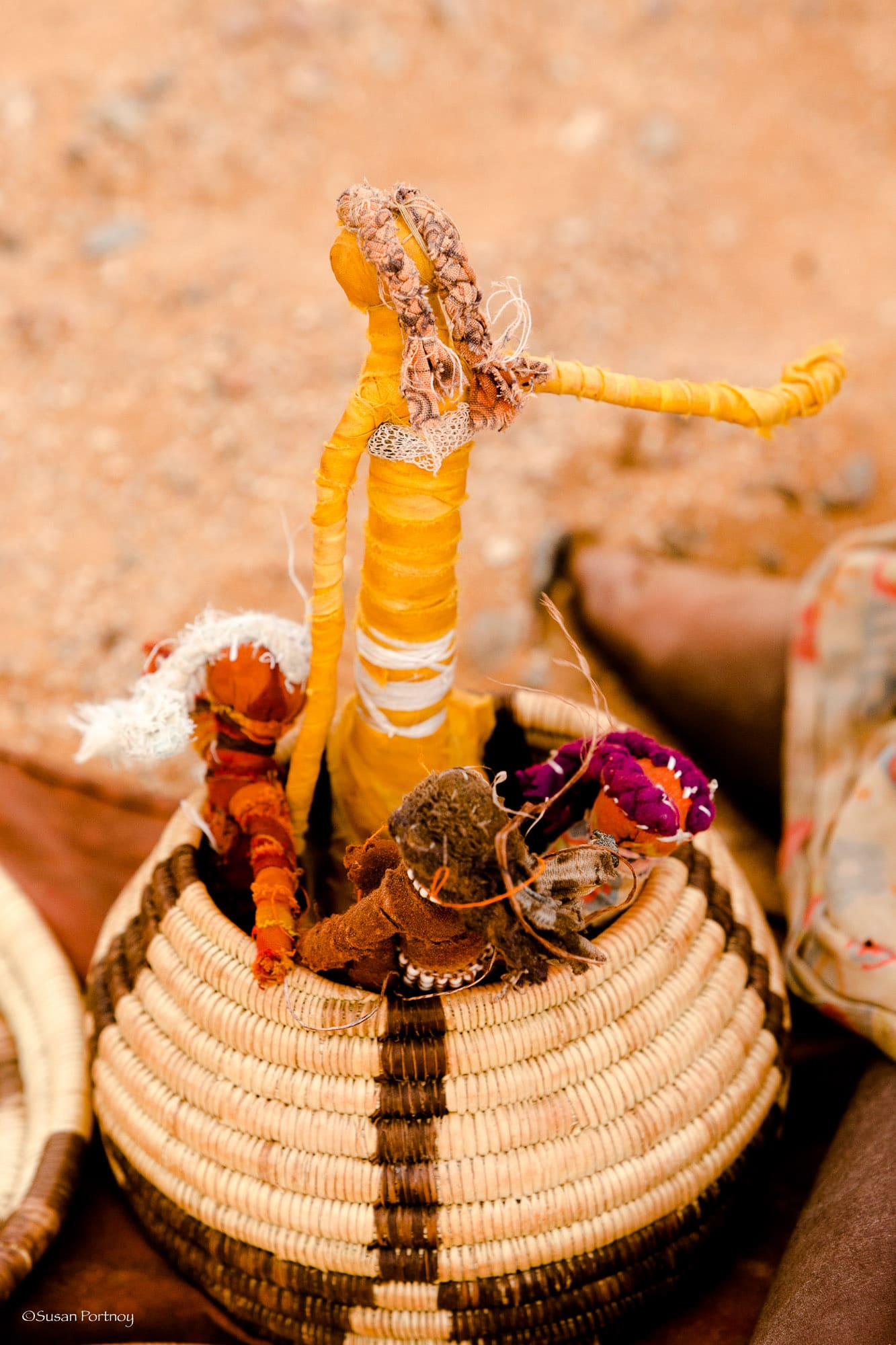 Little handmade string dolls for sale.. see the Himba doll I purchased in my ONE photo series (Link at the top of the page)