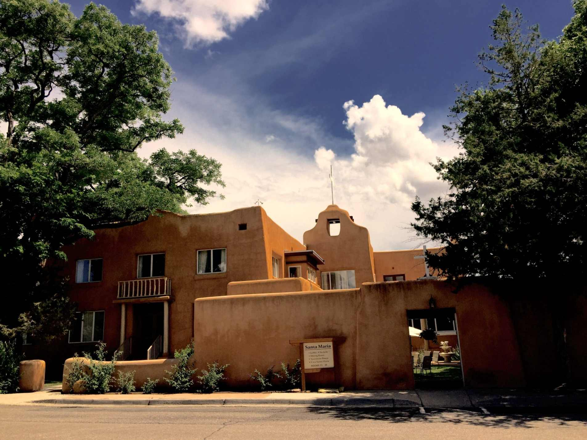 Santa Fe Photographic Workshops-Santa Maria bldg