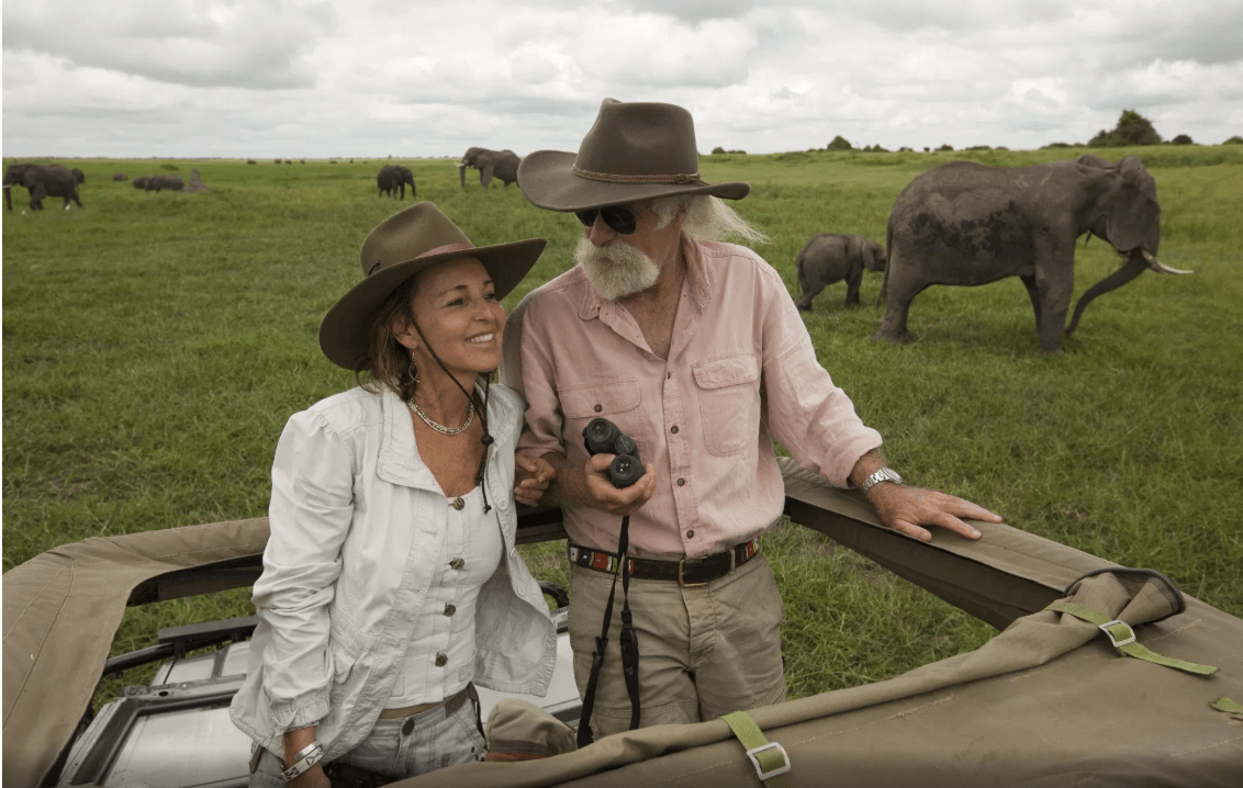dereck-and-Beverly Joubert Soul of the Elephant