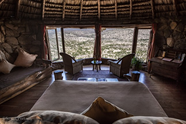 Luxury room at ol malo overlooking the Laikipia Plateau -Kenya Safari Lodges with Spectacular Views --3