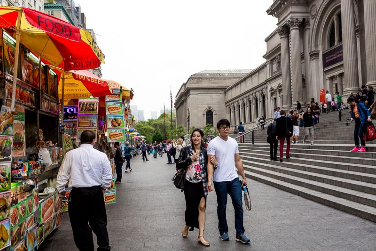 Met Museum in NYC