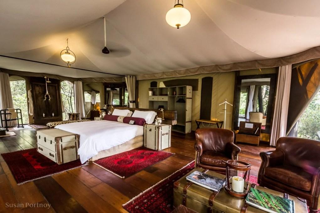 Luxury Tent - Mara Plains Camp -Kenya Wildlife Safari_-03
