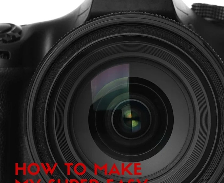 It's raining. Do you buy an expensive plastic rain cover? Hell no! Try these easy steps to make your own, cheap, DSLR rain cover!