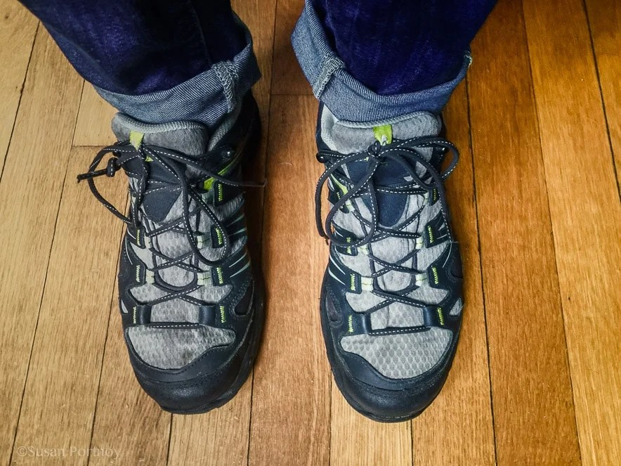 Travel Tip: A Stylish, Super Comfortable Hiking Shoe